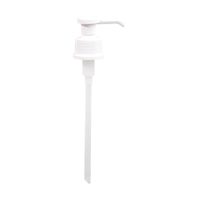 Einmalpumpe mit langem Auslauf für 1000 ml