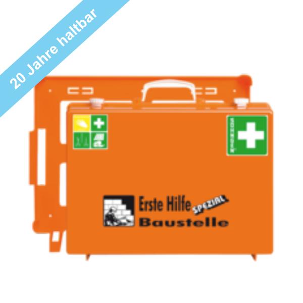 Söhngen Erste Hilfe Koffer Baustelle ÖNORM Z 1020 plus Erweiterung Baustelle