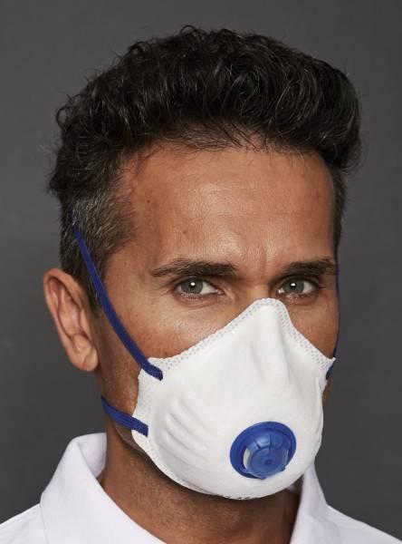 LAGERWARE - Atemschutzmaske M@NDIL SL FFP2/V D - LAGERWARE -