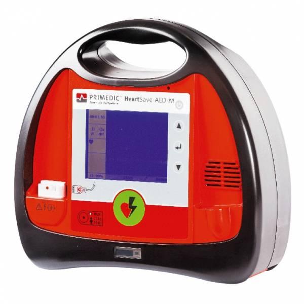 PRIMEDIC HeartSave AED-M (AkuPak LITE) Defibrillator