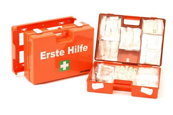 Erste Hilfe Koffer Typ 2 inkl. Komplettfüllung ÖNORM Z-1020, orange