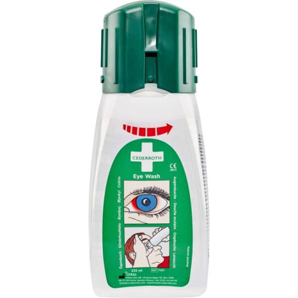 Cederroth Augenspülflasche im Taschenformat