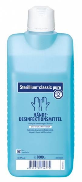 Sterillium CLASSIC pure Händedesinfektion zu 500ml