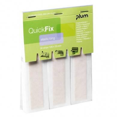 Plum QuickFix Pflasterspender Nachfüllpacks Fingerverbände 30 elastische Pflaster