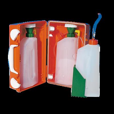 Söhngen Kombi-Set Augenspülstation QUICK-CD orange