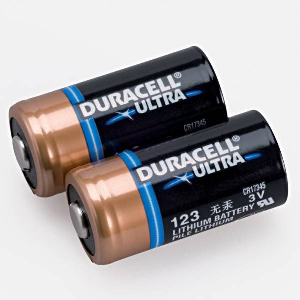 Batterien Lithium für AED Plus (2 Stck.)