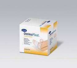 DermaPlast® textile elastic Rollenpflaster zu 5 m x 8 cm