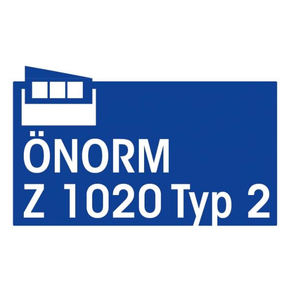 Komplettfüllung für Erste Hilfe Koffer Typ 2 gemäß ÖNORM Z 1020
