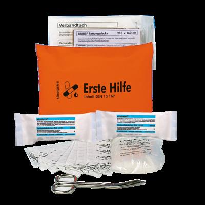 Erste-Hilfe-Tasche DIN 13 167 orange
