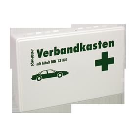 Söhngen KFZ-Verbandkasten KU-weiß mit Füllung Standard DIN 13164
