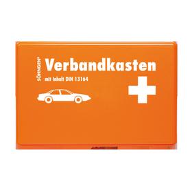Söhngen KFZ-Verbandkasten leer Kunststoff orange