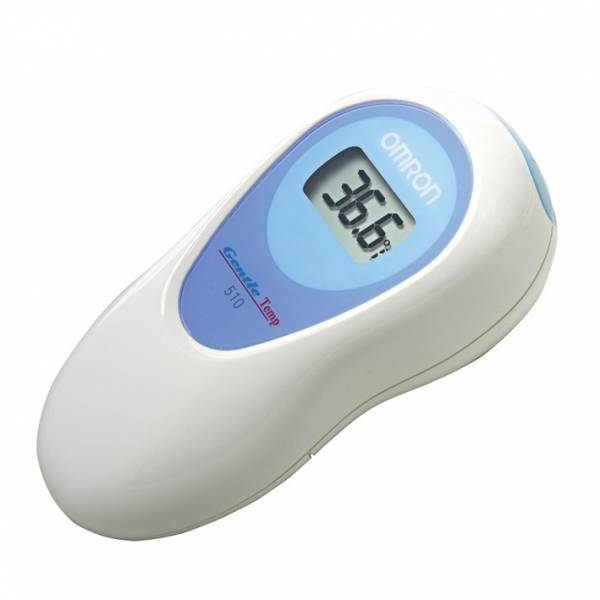 OMRON Gentle Temp 510 Ohrfieberthermometer