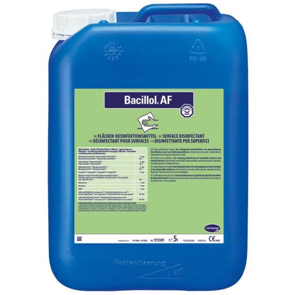 Bacillol AF 5 Ltr. Flächenschnelldesinfektion - LAGERWARE -
