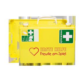 Söhngen Erste-Hilfe-Koffer SN-CD gelb Freude am Spiel