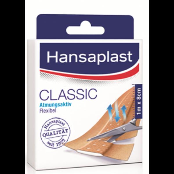Hansaplast CLASSIC Standard 1 m x 8 cm