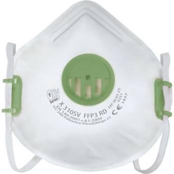 Atemschutzmaske FFP3 mit Ausatemventil