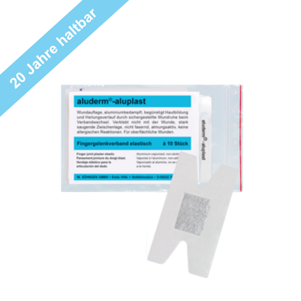 Söhngen aluderm®-aluplast elastisch Fingergelenkverband 10 Stück