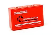 Autoverbandkassette schwarz gemäß ÖNORM V 5101