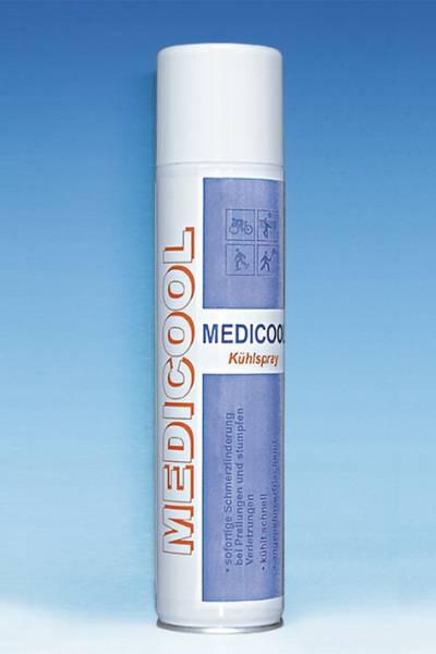 Kühlspray Medicool 300 ml 3 Dosen Multipackaktion