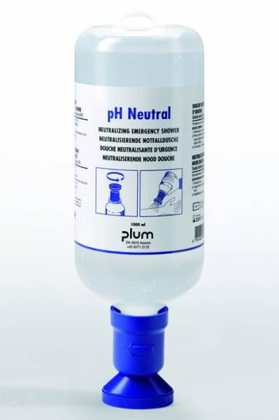 Plum Augenspülflasche 1000 ml pH Neutral (4,9 % Phosphatlösung)