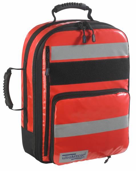 Rettungsrucksack Rescue I, Rot oder Schwarz - LEER