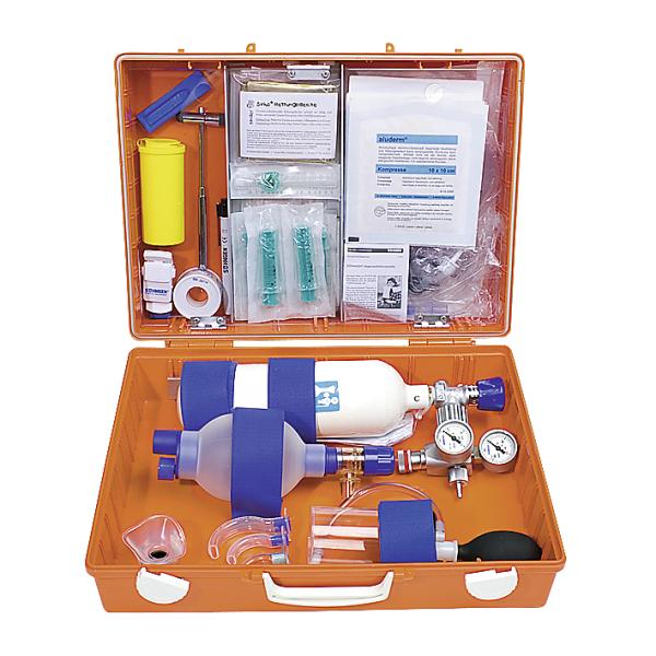 Arzt + Praxis Pädiatrie Notfallkoffer