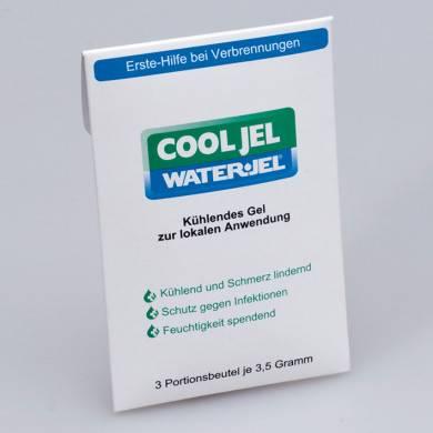 Cool-Jel 4 g kühlendes Gel bei Verbrennungen 3 Beutel