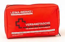 Verbandtasche rot gemäß ÖNORM V 5101