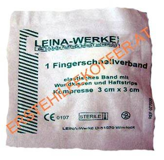 Fingerschnellverband Gr. 1